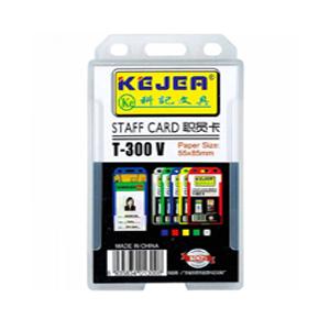 Id Holder Staff Card T300