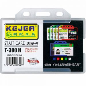 Id Holder Staff Card T300-H