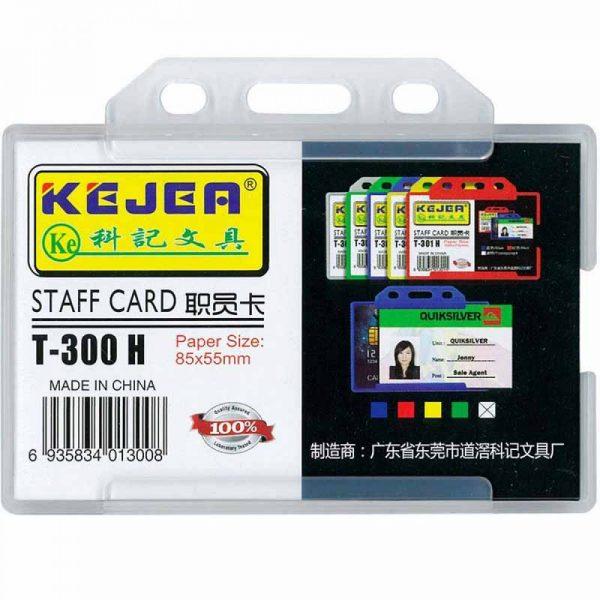 Id Holder Staff Card T300-H
